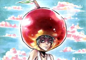 Applehead by pink-pink