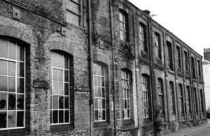 Side of Old Building by joewatts