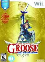 The Legend of Groose: Grooseward Sword by PRGblah