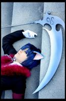 Ikuto - Our savior, fight evil by chiisaiSaku