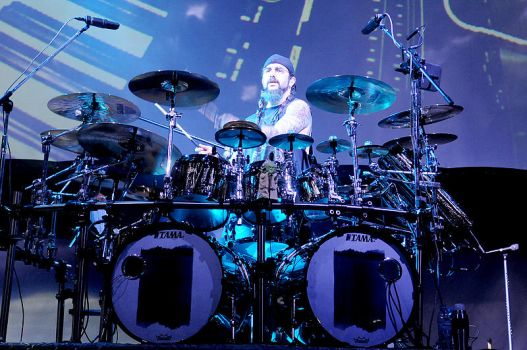 Dream Theater - Mike Portnoy by RodriguezVillegas