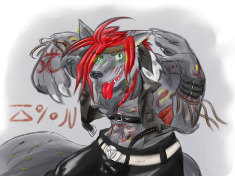 Fenir From HxH RP by lomstat
