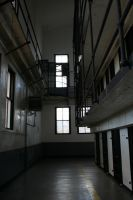 Deer Lodge Prison 80 by Falln-Stock