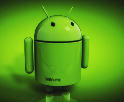 Android  by BenC4D
