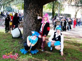 My Shugo Chara Group by cinny-chan