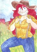 ACEO Cleo 1 by Fevley