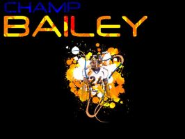 Champ Bailey Background by cotrackguy