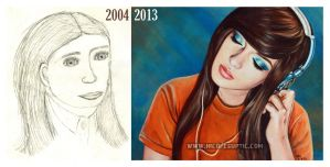 2004 vs 2013 by xnicoley