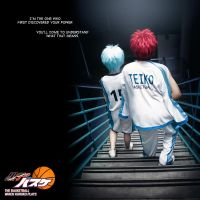 Kuroko and Akashi: Be Prepared by behindinfinity