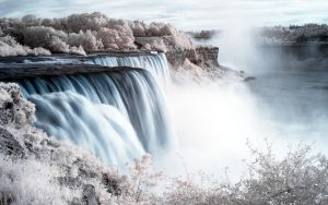 Niagara Falls 2560 Wallpaper by myINQI