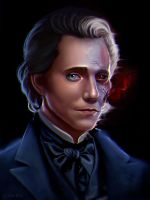 Crimson peak by bylorang
