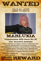 Wanted: Marluxia by gttorres