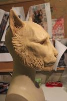 3/4/13 Khajiit Progress by FeralWorks