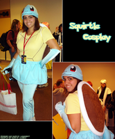 Squirtle Cosplay by BklynSharkExpert