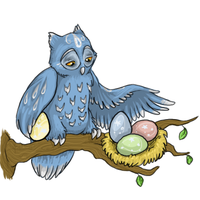 Mother Owl by Owlheart