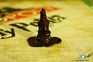 Sorting Hat Monopoly Game Piece by SugiAi