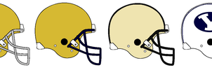 2014 Independent FBS teams by Chenglor55