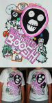 The Mighty Boosh Tee by shaven-nathan