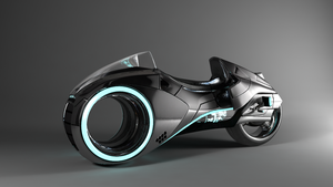 Tron light cycle by MCP935
