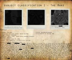 CP Subject Classification 1 - The Rake by MKUltra159