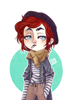 Hipster by TrololhAnime
