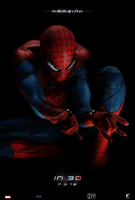 The Amazing Spider-Man Poster by P2Pproductions