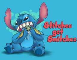 Stitches get Snitches by devpose