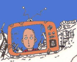 Jan. 16: (dailydraw) Televisions and Screens by Rayleighev