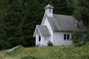 Little Church in the Country 3 by LoneWolfPhotography
