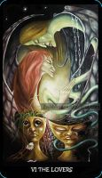 THE LOVERS by NAKT-HAG