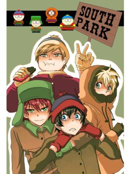 ::South Park:: by Damleg