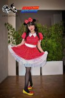 minnie mouse cosplay II by selene-nightmare69