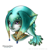 Princess Ruto portrait by twilightzant
