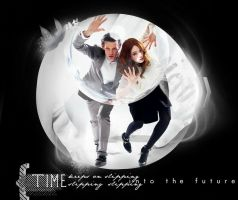 Dr Who time by Miss-deviantE
