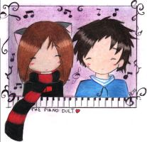 The Piano Duet by lovescraf
