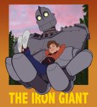 THE IRON GIANT by Jerome-K-Moore