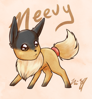 Neevy by Everluffen