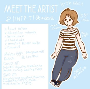 MEET THE ARTIST Petalofdreams version by Petalofdreams