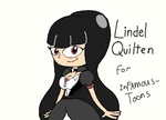 PC: Lindel for InFAMOUS-Toons by Montatora-501