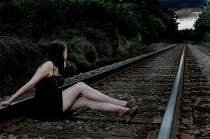 Dark Side of the Tracks 5 by TheBlairMan