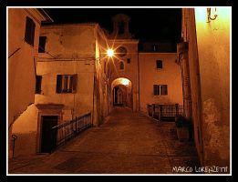 MONTE ROBERTO (AN) - THE OLD GATE by MarcoLorenzetti
