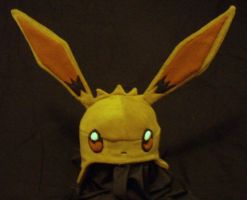 Eevee Hat V2 by fireflytwinkletoes