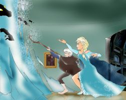 Frozen: A Tale of Two Winters: Together! by Omnipotrent