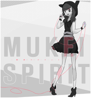 Mukei spirit by Purikko