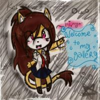 welcome to my gallery owo by kokoriste1