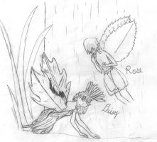 Nature Fairies by FlamingStars
