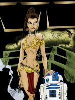 Jabba who R2 by MarcoSchnitzler
