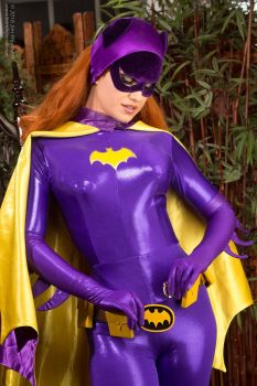Angela Sommers is Batgirl by jweathers