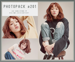 #201 PHOTOPACK-Lee Sung Kyung by vul3m3