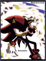Shadow the Hedgehog by Aizuconi